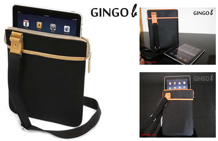 GINGO b Messenger Bag for ipad