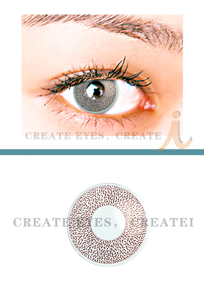 Brown 1 Color Contact Lens (Pair)