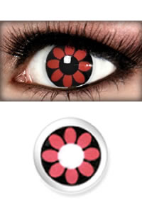 Tiger Lily Special Effects Contact Lens (PAIR)