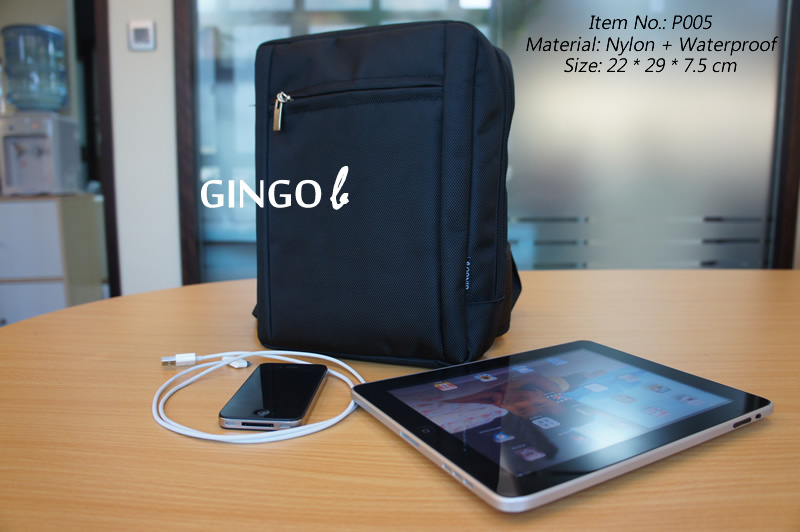 GINGO b Sling Messenger Bag for iPad