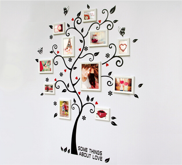 Somethings About Love Wall Sticker