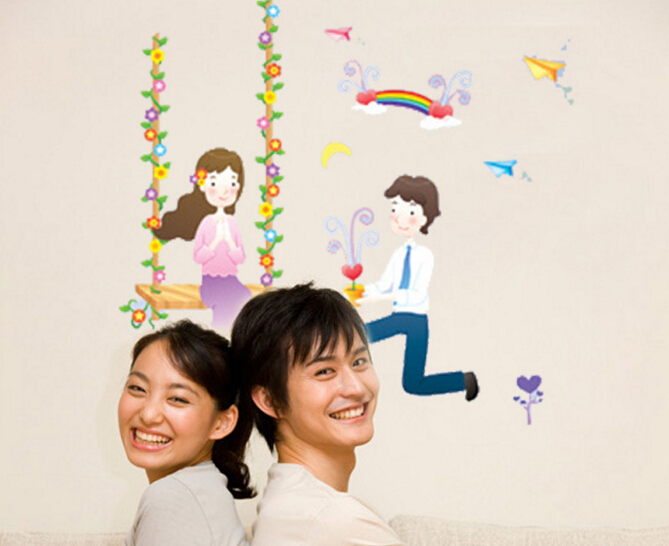 Propose Marriage Wall Sticker