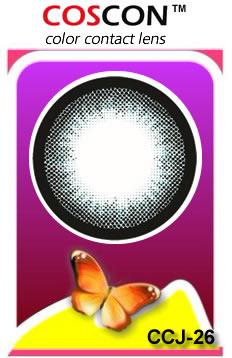 COSCON Diamond Aqua Colored Contacts (Pair)