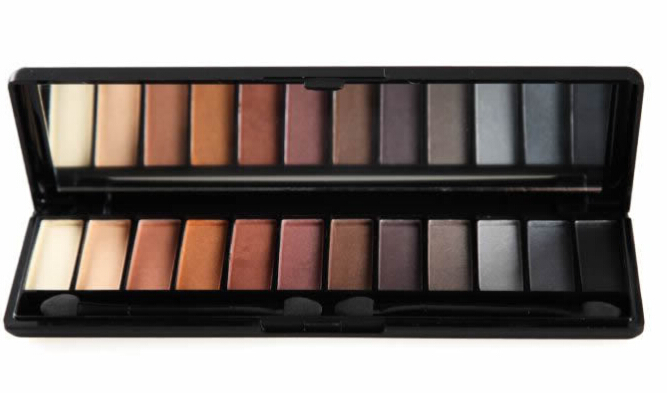 12 COLORS EYE SHADOW E12-002