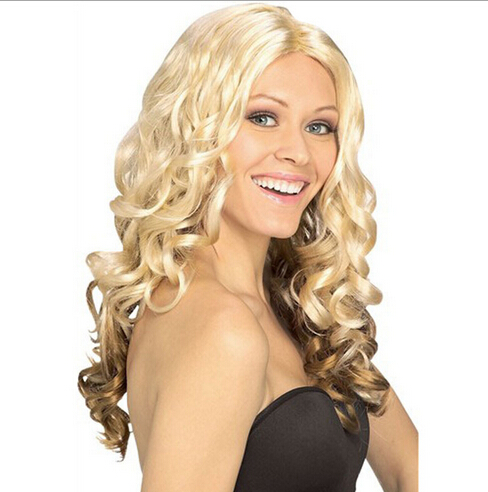 Goldilocks Adult Wigs
