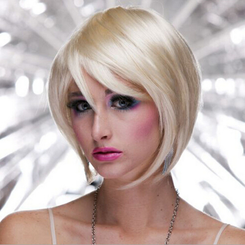 Reckless Bob Wigs in Blonde