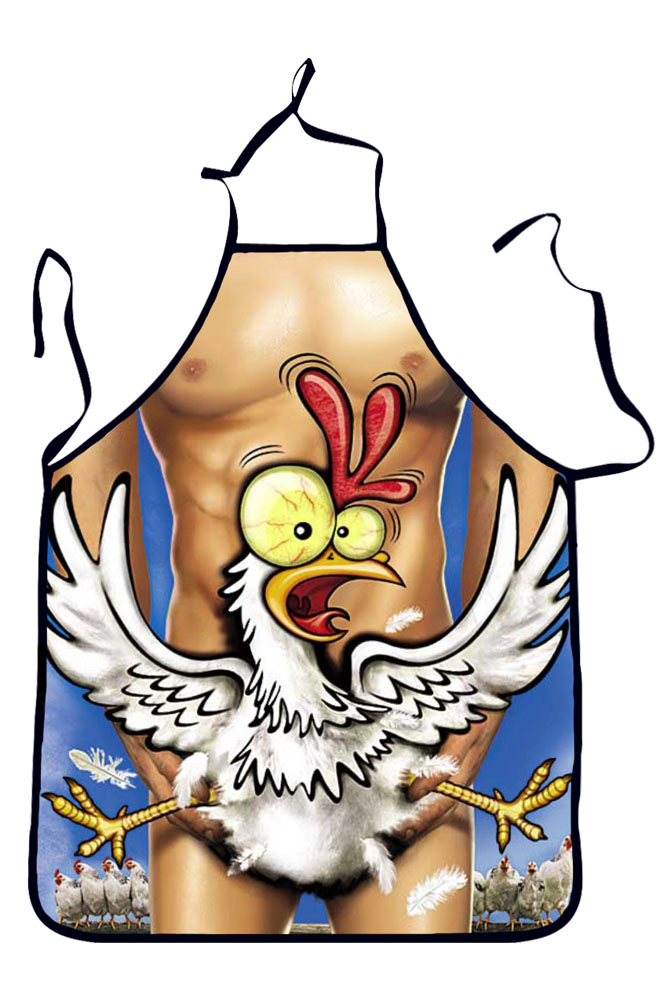 Weird Chicken over Rude Apron