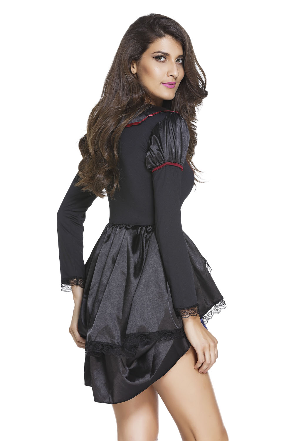 Royal Evil Queen Costume