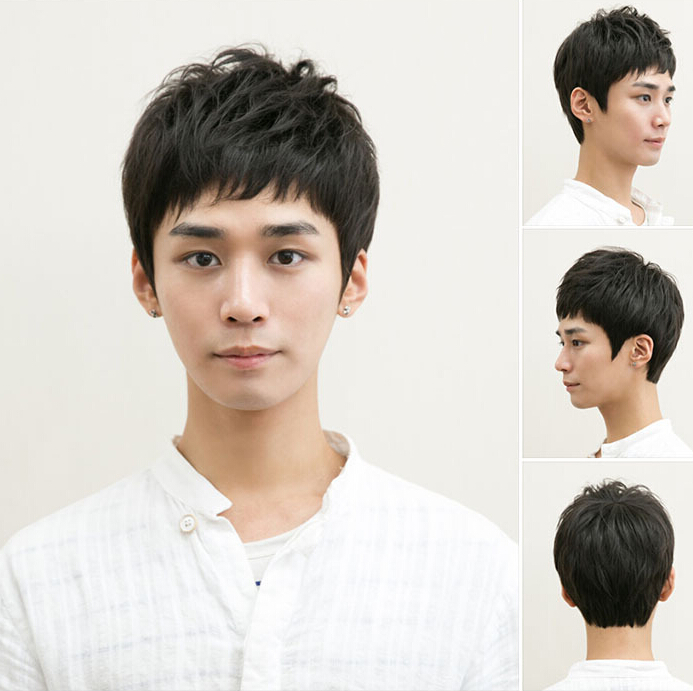 Short Wigs for Man NF-23