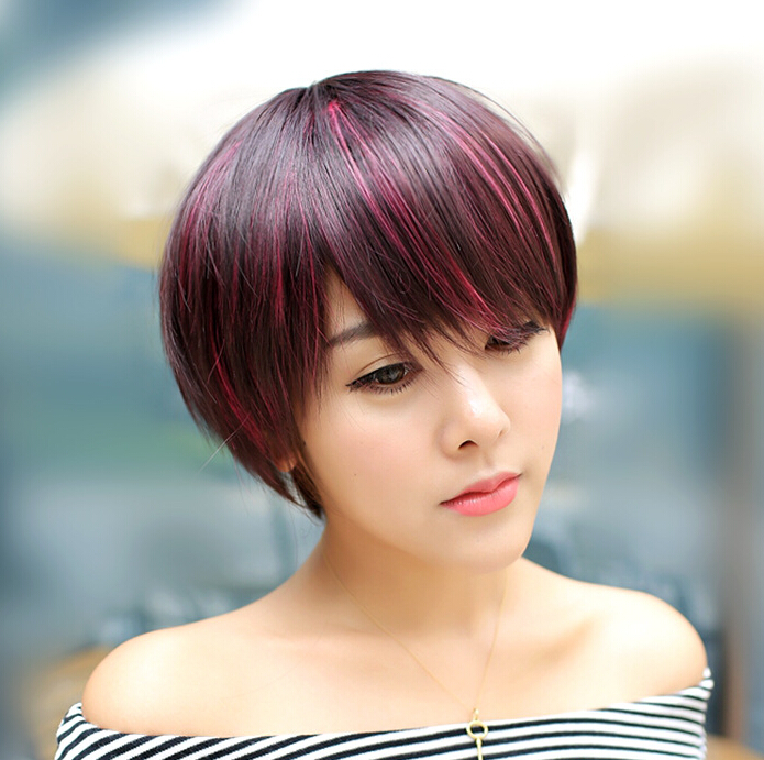 Short Anime Cosplay Wigs TS1