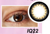 ailsa Brown Colored Contacts (PAIR)