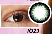 ailsa Green Colored Contacts (PAIR)