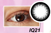 ailsa Grey Colored Contacts (PAIR)