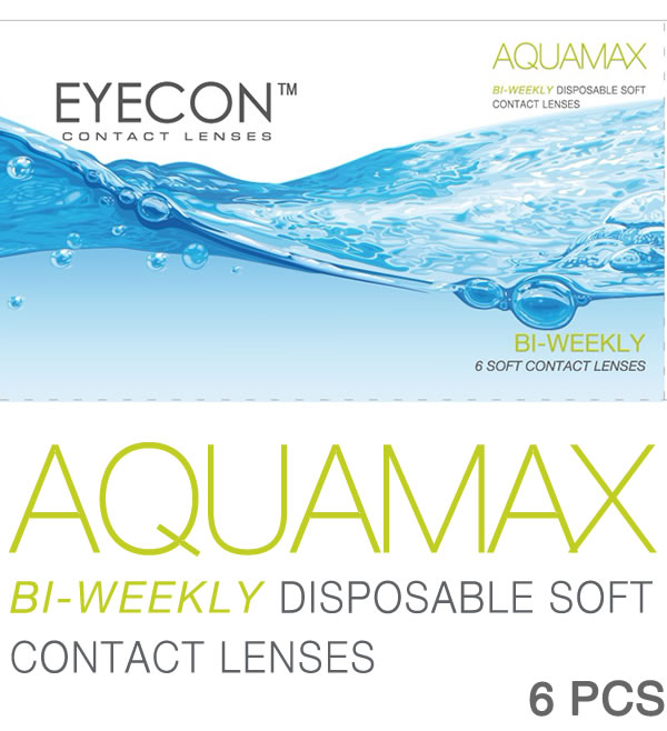 EYECON 58% 1-2 Week Disposables 6 PCS
