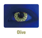 UV Diamond Olive Contact Lenses (PAIR)