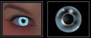 Jelly - Flash Contact Lenses