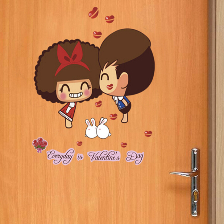Everyday is Valentine's Day Wall Sticker