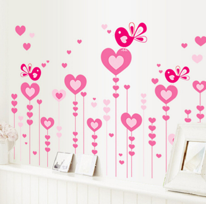 More Love Wall Sticker