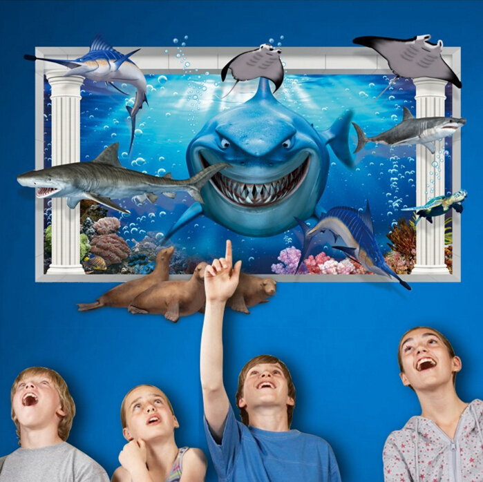 Finding Nemo 3D Wall Sticker