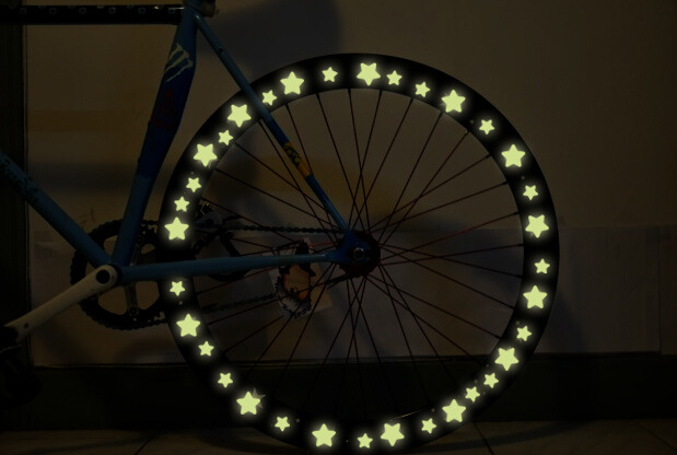 Star Glow in The Dark Wall Sticker